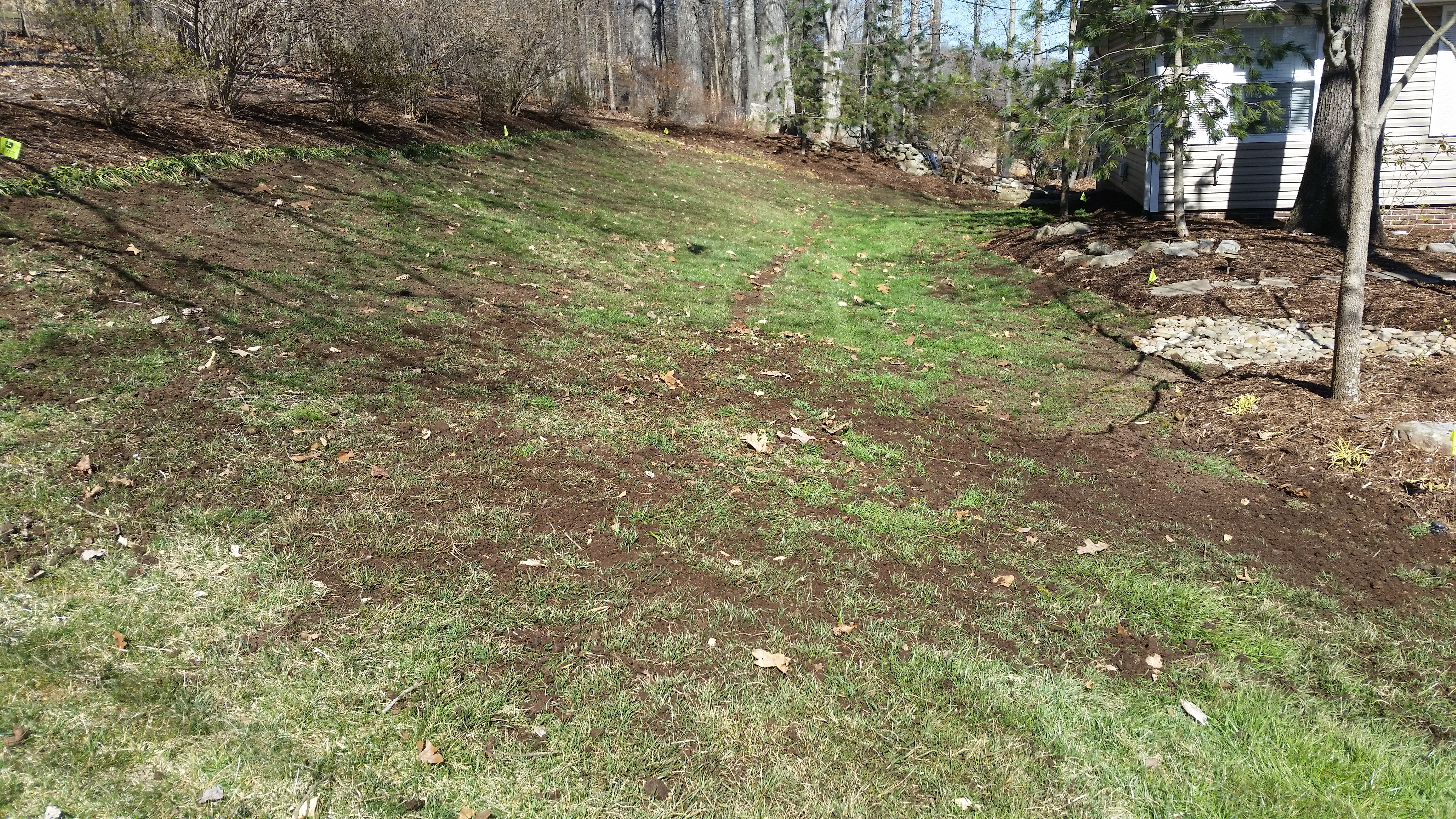 Knoxville Lawn Care Topdressing Outdoor Designs